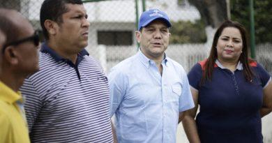El barrio Nuevo Bosque de Cartagena, tendrá cancha sintética.