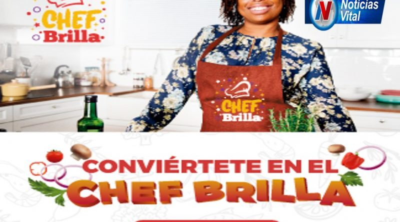 Conviértete en el chef Brilla.