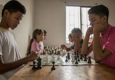 PRIMER TORNEO DE AJEDREZ AFICIONADO DEL CARIBE COLOMBIANO.