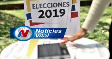 Elecciones 2019 están blindadas