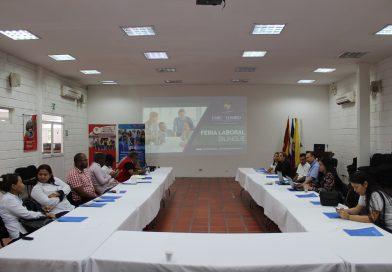 I Feria laboral bilingüe en Cartagena
