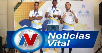 Exitosa 3k empresarial de la Cámara de Comercio Cartagena