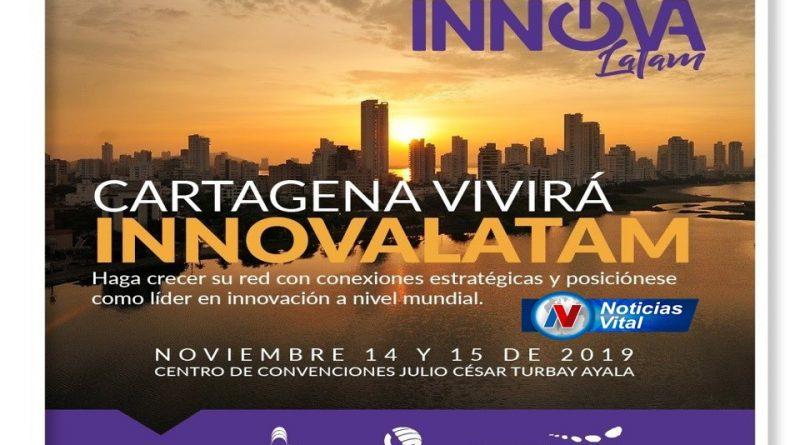 La innovación se toma Cartagena con INNOVA LATAM