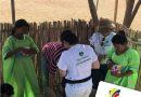 Servientrega deja huella en el Cabo de la Vela, Mediante una gran iniciativa socio-ambiental Guajira.