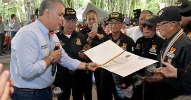 Veteranos de la fuerza publica en Cartagena, conozcan «ley del veterano»