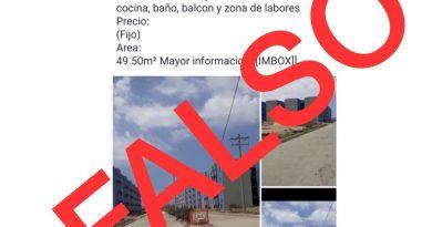 Corvivienda denuncia que estafadores ofrecen proyectos de vivienda