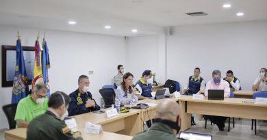 Alcaldía y enlace presidencial para COVID-19 piden a las EPS amplíen camas disponibles en Cartagena.