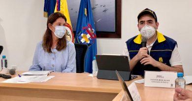 «El 74% de Bolívar está libre de COVID-19.»: Gobernador Vicente Blel