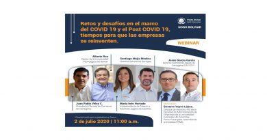 Webinar: Retos y desafíos en el marco del Covid-19