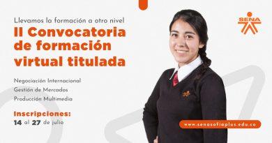 Accede a la Educación Superior de manera virtual con el SENA
