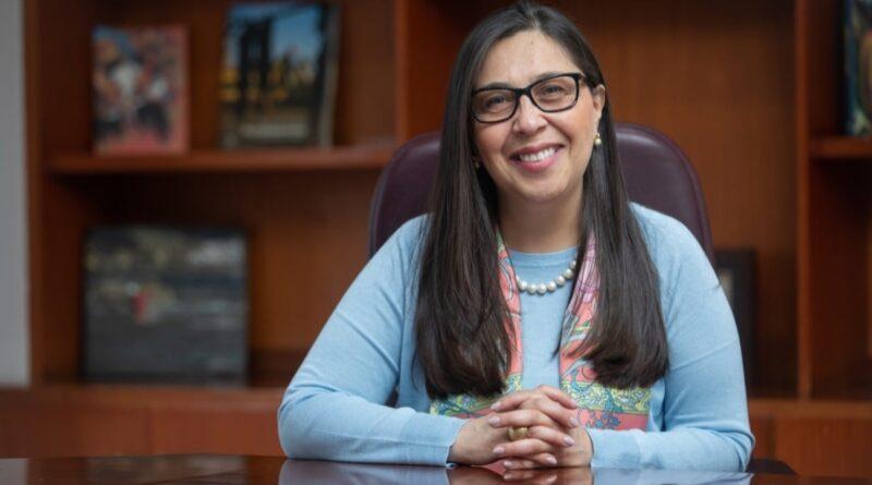 Sandra Rocío Sandoval, nueva Viceministra de Minas