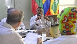 Procuraduría suspendió por cuatro meses al alcalde local 1 de Cartagena, Luis Negrete Blanco