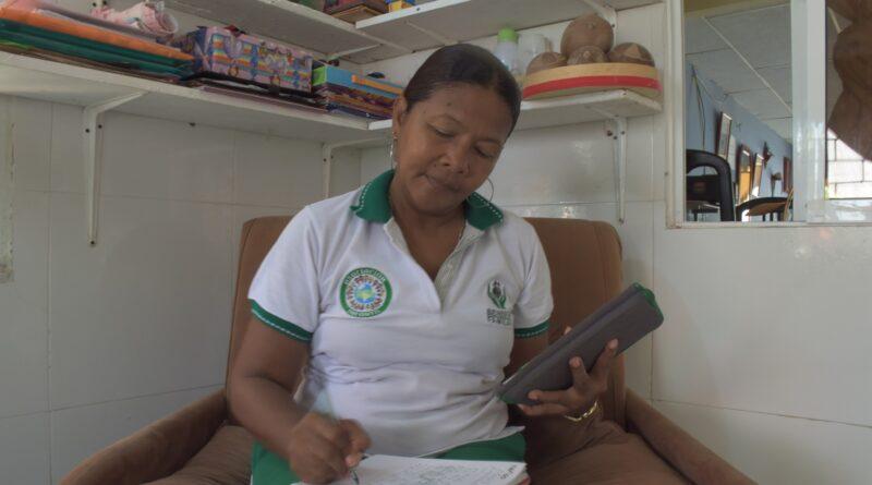 Agentes educativas de Pasacaballos avanzan en formación que fortalecerá la atención a la primera infancia