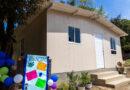 Empresas aliadas y Colectivo Traso entregan viviendas a familias damnificadas por el huracán IOTA