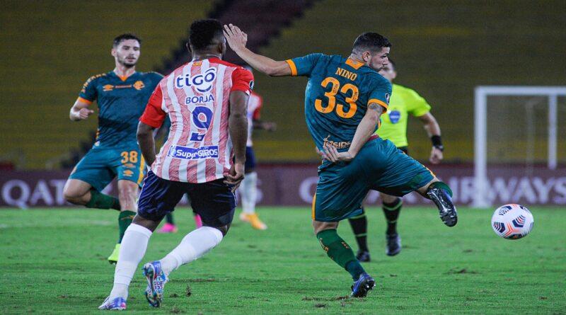Junior FC logra empate ante Fluminense
