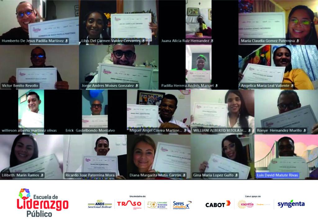 Escuela de Liderazgo Público certifica su segunda cohorte - Noticias de Colombia
