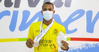 Omar Acosta, Paratleta bolivarense estará en los Juegos Paralímpicos Tokio 2021