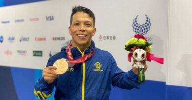 Nelson Crispín, el deportista colombiano con más medallas en Paralímpicos y Olímpicos
