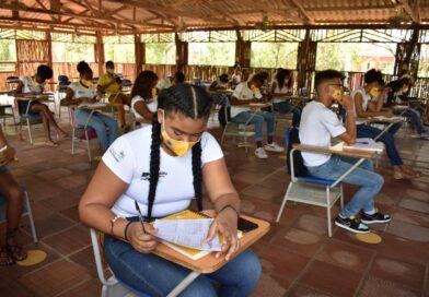 Los jóvenes de la isla de Barú a la U', una apuesta por la educación